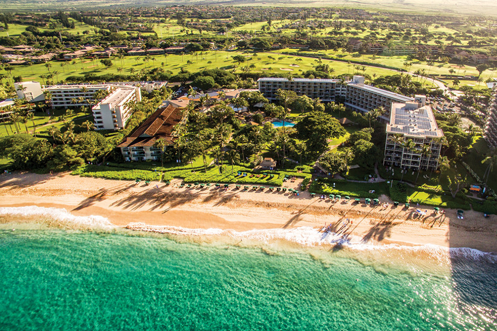 Ka Anapali Beach Resort Association Where The World Comes