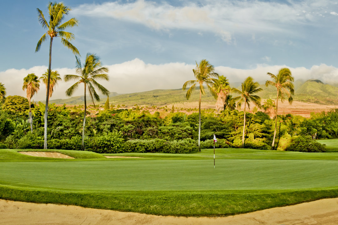 Ka'anapali Golf Courses Delivers Fun For All